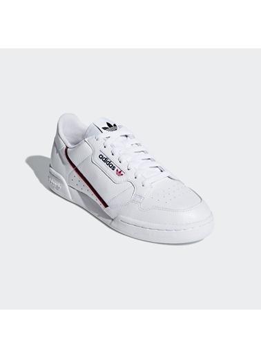 adidas Adidas Erkek Günlük Ayakkabı G27706 Continental 80 Beyaz